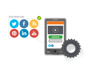 social-media-mobile-business-card